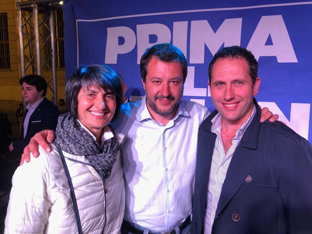 Salvini per Giaveno